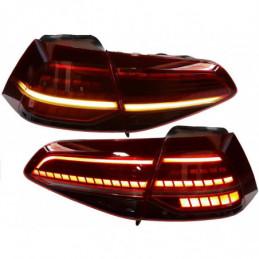 Pilotos LED VW Golf 7 VII...