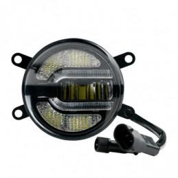 Faros antiniebla LED + luz...