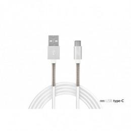 Cable aluminio USB tipo C...