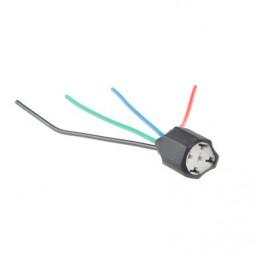 Conector para relé 4PIN -...
