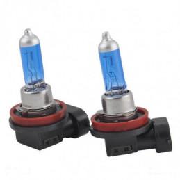 Estuche 2 bombillas H11 55W...