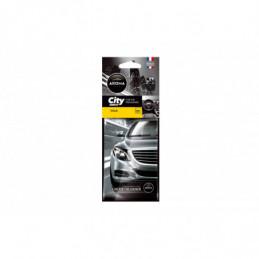Aroma Car - City Card Black