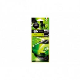 Aroma Car - City Card Lemon