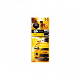 Aroma Car - City Card Vanilia
