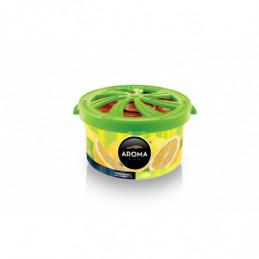 Aroma Car - Organic Lemon