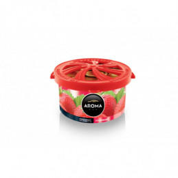 Aroma Car - Organic Strawberry