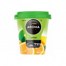 Aroma Car - Car Cup Gel Lemon