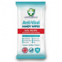 Toallitas anti-coronavirus...