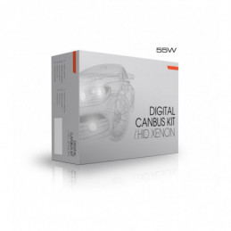 Kit CAN-BUS  12V55W H3 6000K