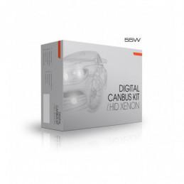 Kit CAN-BUS  12V55W H3 8000ºK